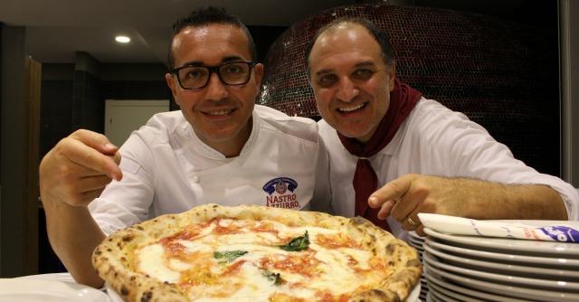 """Pizza, Gino Sorbillo apre a Milano: """"Offro un prodotto lavorato artigianalmente"""""""