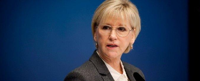 Svezia riconosce lo Stato di Palestina. Israele: deplorevole. E ritira ambasciatore