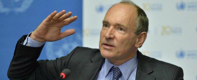 """Troll, Tim Berners-Lee inventore del www: """"Disgusto, sono portatori d'odio"""""""