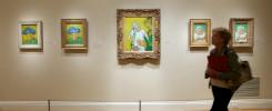"""Van Gogh in mostra a Milano  """"Non è mai pittura consolatoria"""""""