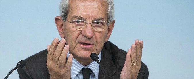 """Trattativa, Violante: """"Non parlai con Napolitano delle richieste di Mori"""""""