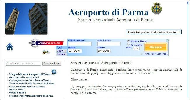 Aeroporto di Parma salvato dai cinesi: c'è investimento da 250 milioni di dollari