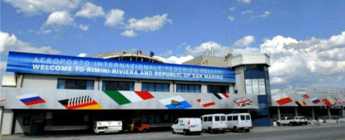 """Rimini, chiude l'aeroporto. Enac: """"Non ci sarà gestione provvisoria"""""""