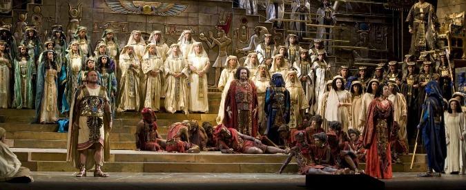"La Scala vende l'Aida al Kazakistan. Zeffirelli: ""Sono pronto alla denuncia"""