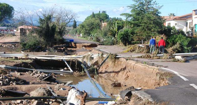 Sardegna: un anno dopo il ciclone Cleopatra