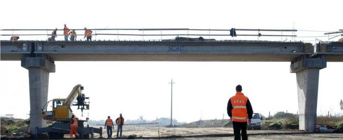 Anas: il presidente Vittorio Armani all'attacco del sistema Incalza