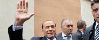 Berlusconi: 'Mia condanna sarà cancellata e mi ricandido. Salvini? Solo chiacchiere'