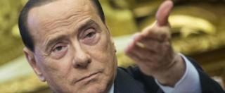 """Berlusconi, il ritorno: """"Fine anticipata dei servizi sociali"""". E cambia idea su Italicum"""