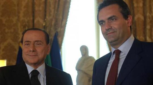 Chigi - incontro Presidente Consiglio con il Sindaco di Napoli