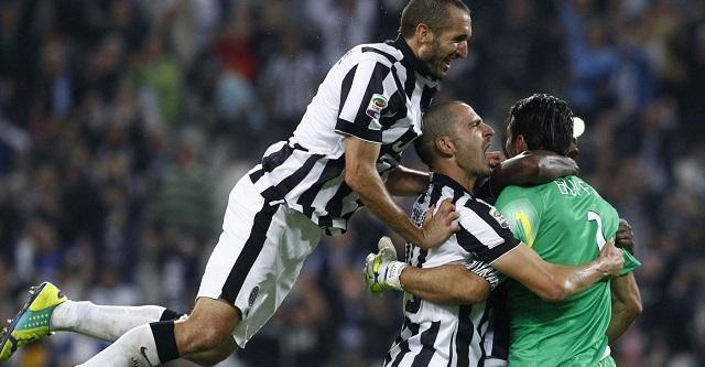 Juventus-Roma-Bonucci