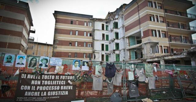 """Terremoto L'Aquila, l'avvocatura dello Stato: """"Assolvete i 7 della Grandi Rischi"""""""