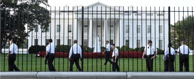 Usa, paura Casa Bianca: intruso scavalca la cancellata, fermato a 30 m da ingresso