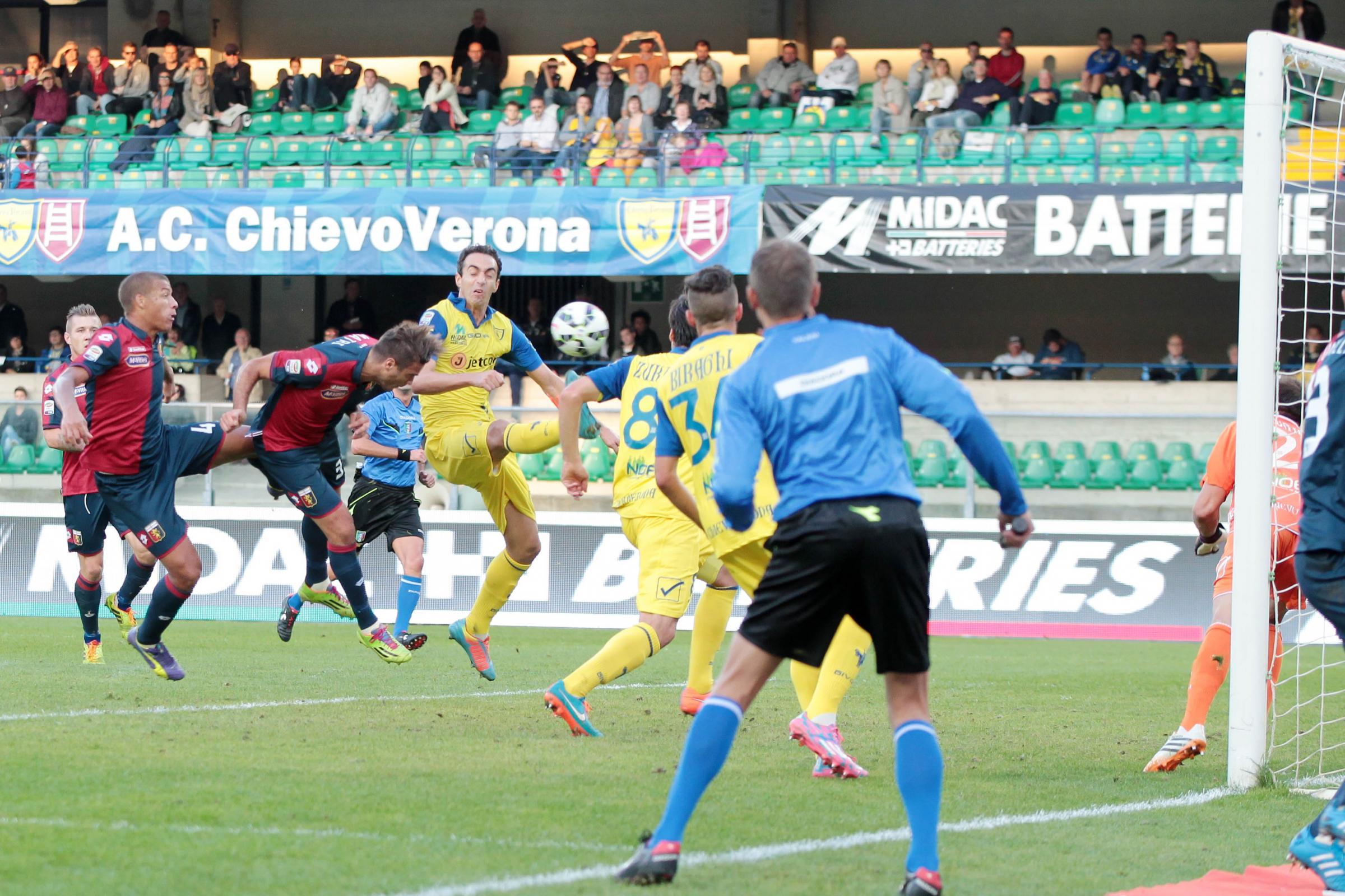 Chievo Verona – Genoa