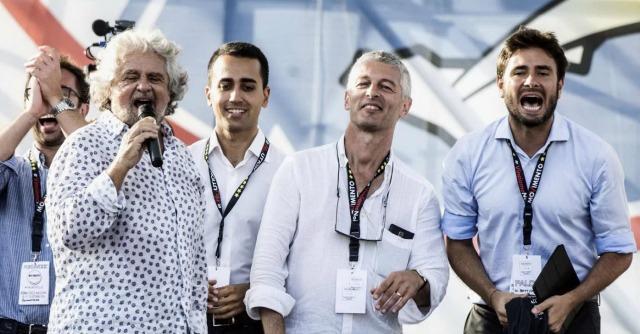 """Circo Massimo, Di Maio: """"Il futuro del M5S? Dobbiamo essere pronti a governare"""""""