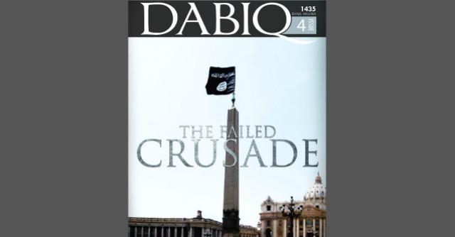 "Isis, Turchia: mai dato ok per uso basi militari. La foto: ""Bandiera nera sventola a San Pietro"""