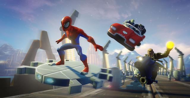 Infinity 2.0, Disney prova ad abbattere le barriere fra gioco e videogame