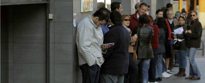 Lavoro, Istat: a settembre 3,2 milioni disoccupati, record dal 2004