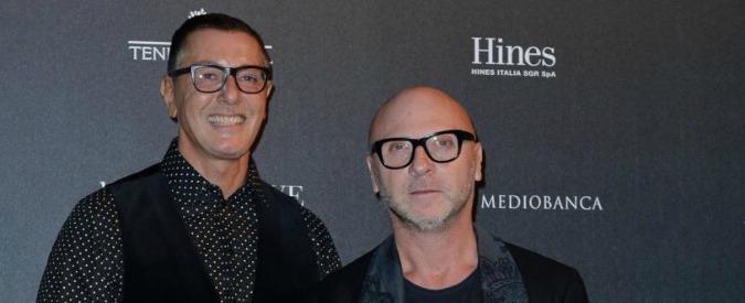 """Dolce e Gabbana assolti da evasione fiscale """"per non aver commesso il fatto"""""""