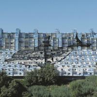 """DOPO. Liguria, Complesso """"Le lavatrici"""" sull'Autostrada dei Fiori fuori Genova"""