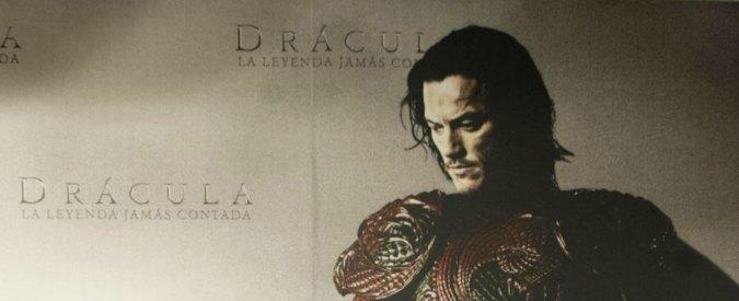 """Dracula untold, Luke Evans: """"È il primo supereroe della storia"""""""