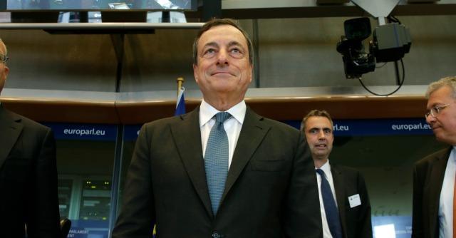 """Draghi: """"Licenziare in Italia? E' già stato fatto. Chi non fa riforme sparirà"""""""