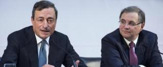 """Bce, """"bocciate"""" 13 banche Ue, 2 italiane. Per Mps e Carige 2,9 miliardi di buco"""