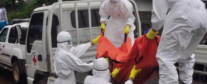 """Ebola, """"in Liberia attesi oltre 170mila casi entro metà dicembre"""""""