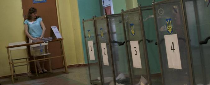 Elezioni Ucraina exit poll: Poroshenko in testa. Filorussi entrano in parlamento
