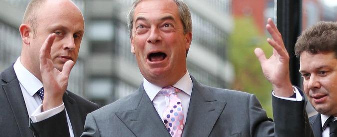 """Gran Bretagna, denunciato candidato Ukip: """"Banchetto in cambio di voti"""""""
