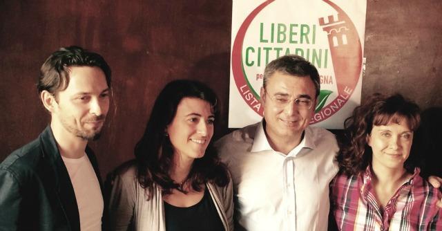 """Regionali Emilia, Favia e Salsi sostengono i """"Liberi cittadini"""": """"Ma non è club ex M5s"""""""