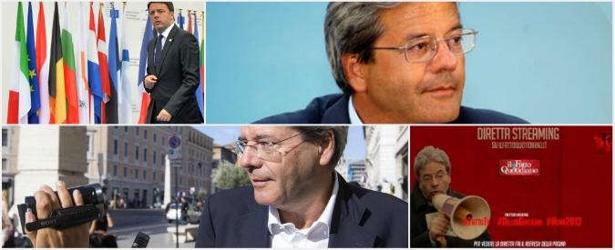 Twitter: 'Gentiloni ministro degli esteri', pioggia di battute online