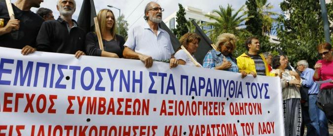 Grecia, governo indaga 5mila dipendenti pubblici per evasione fiscale