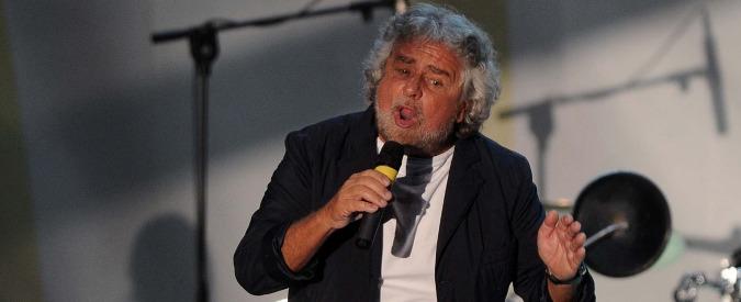 """M5S, Grillo: """"Prima d'incontrare la finanza, la mafia aveva una sua morale"""""""