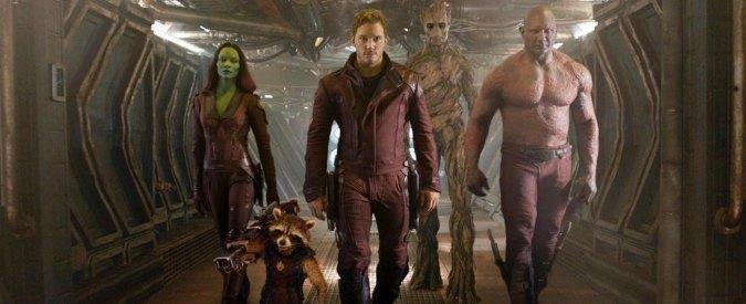 Guardiani della Galassia, una futuribile Armata Brancaleone tutta da ridere