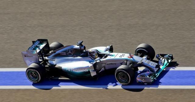 F1, Gran Premio di Russia: Pole di Hamilton, settimo posto per Alonso