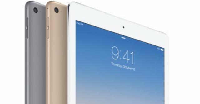Apple, iPad Air 2 e iPad mini 3 in arrivo. I nuovi tablet con lettore impronte digitali