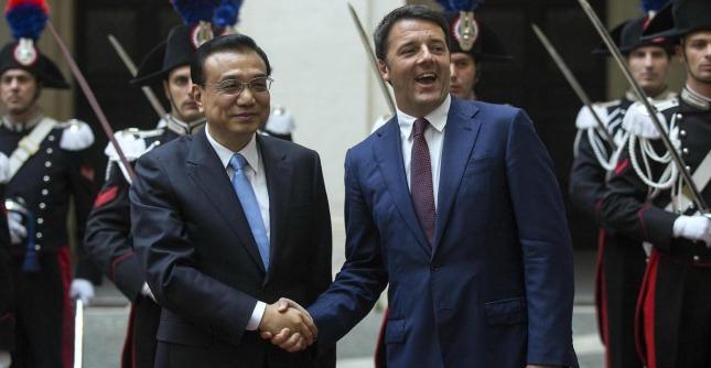 Italia-Cina, accordi per 8 miliardi di euro. A Enel fino a 1 miliardo da Bank of China