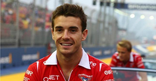 Jules Bianchi, il pilota francese allievo della Ferrari Academy