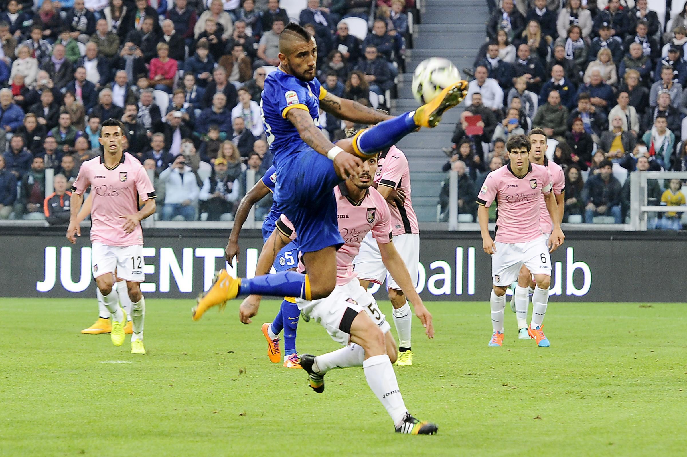 Juventus Fc – Palermo