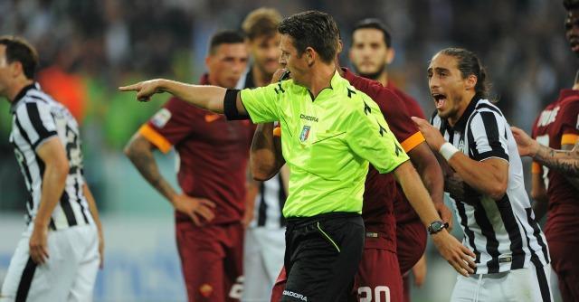 Juventus-Roma 3-2: alta tensione, tre rigori dubbi e tre cartellini rossi