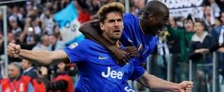 Juventus-Palermo 2-0, Vidal e Llorente portano i bianconeri a +3 dalla Roma
