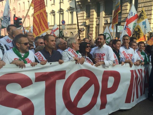 Lega Nord, facile prendersela con gli immigrati. Si difenda il lavoro, piuttosto