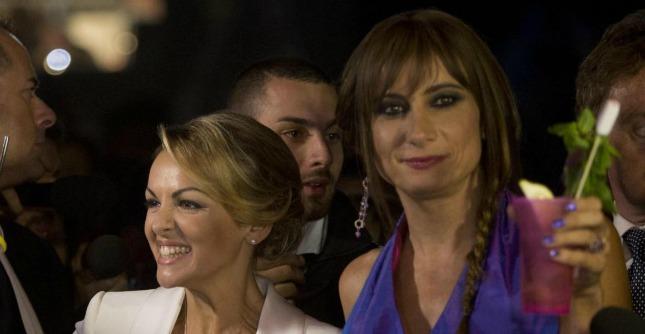 Vladimir Luxuria da Berlusconi ad Arcore per parlare di nozze gay