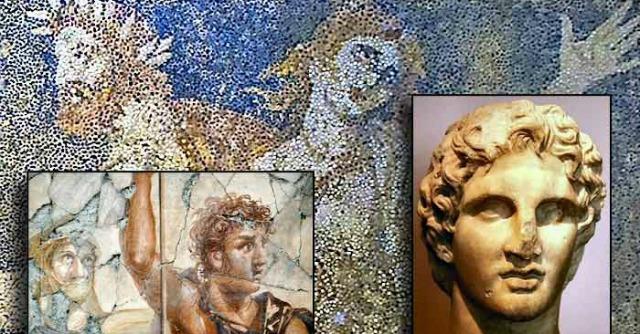 Tomba di Amfipoli, scoperta la sepoltura della madre di Alessandro Magno