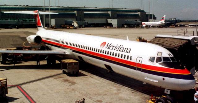 Meridiana chiede il trattamento di Alitalia: 5 anni di mobilità con 80% dello stipendio