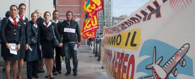 Crisi Meridiana, indagati per truffa aggravata il presidente Rigotti e gli ex ad