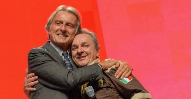 """Ferrari, l'addio di Montezemolo ai suoi dipendenti: """"Siete voi la forza del marchio"""""""