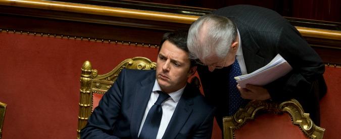 """Banca Etruria, Monti: """"Boschi chiarisca, si valuti conflitto di interessi. Commissione inchiesta non porterà risultati"""""""