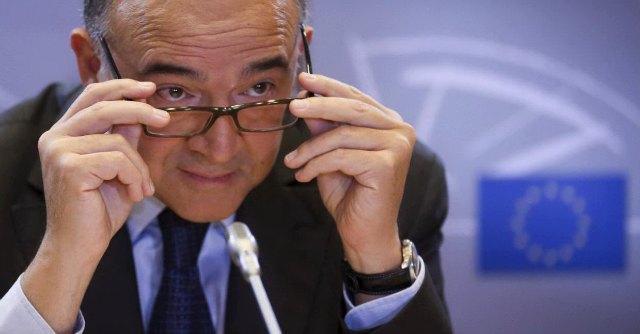 """Ue, Moscovici: """"Farò rispettare le regole di bilancio a tutti i Paesi. Anche alla Francia"""""""