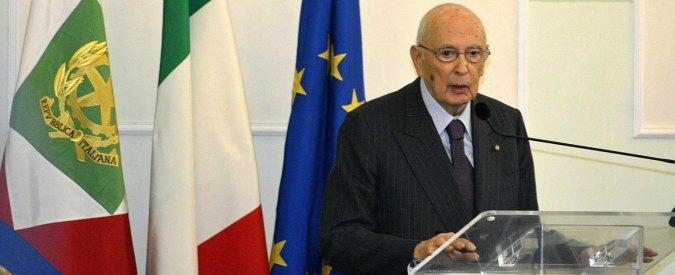 """Trattativa, il verbale di Napolitano: """"Stragi aut aut per destabilizzare"""""""